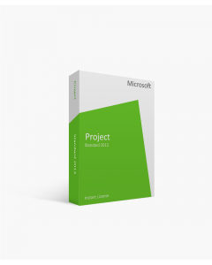 Microsoft Project 2013 Standard - Instant License