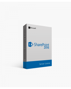 Microsoft SharePoint Server 2016 - License & Software Assurance