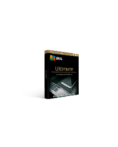 AVG Ultimate 2019 10 Devices Int. Security & Tuneup 2Yr Eng/Fr