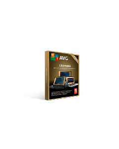 AVG Ultimate 2019 10 Devices 1Yr OEM Eng/Fr