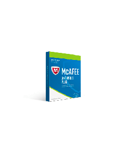 Mcafee Antivirus 10-User 1Yr