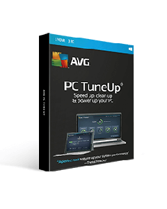 AVG PC Tune up 3 PC 1 Year