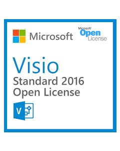 Visio 2016 Standard Open License