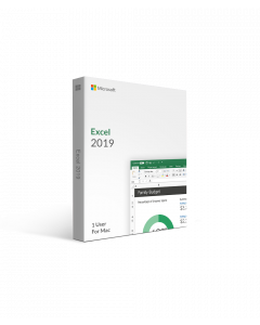 Microsoft Excel 2019 for Mac
