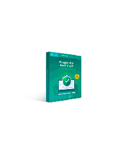 Kaspersky Antivirus 2020 1-User 1Yr