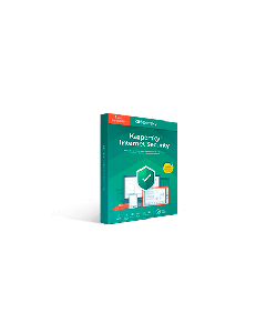 Kaspersky Internet Security 2020 1-User