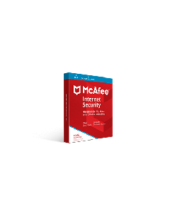 McAfee Internet Security Devices-Unlimited / 1-Year