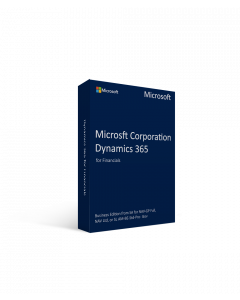Microsoft Corporation Dynamics 365 for Financials, Business Edition from SA for NAV-GP Full, NAV Ltd, or SL AM-BE-Std-Pro - Gov