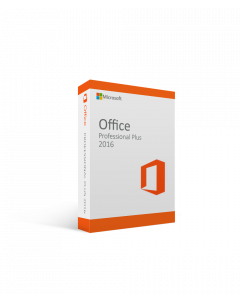 Microsoft Office 2016 Professional Plus - Open License