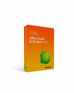 Microsoft Office Home & Student 2010 Retail Box
