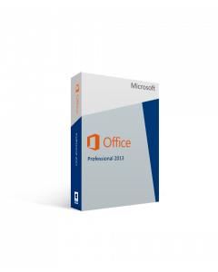 Microsoft Office Professional 2013 - Retail License