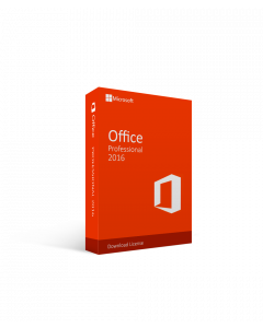 Microsoft Office 2016 Professional License