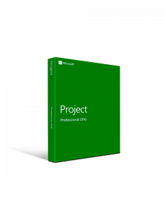Microsoft Project 2016 Professional (1PC)