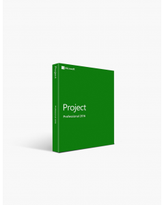 Microsoft Project 2016 Pro Open License