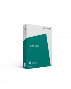 Microsoft Publisher 2013 - License