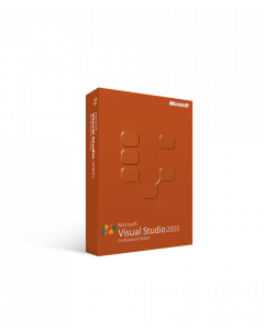 Microsoft Visual Studio 2005 Professional License
