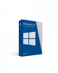 Microsoft Windows 10 Home Edition 64-bit