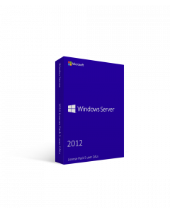 Microsoft Windows Server 2012 License Pack 5 user CALs
