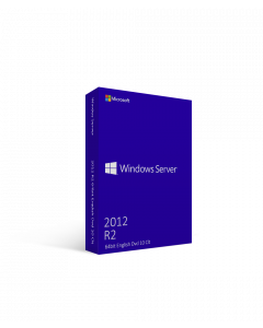 Microsoft Windows Server 2012 R2 64bit English Dvd 10 Clt