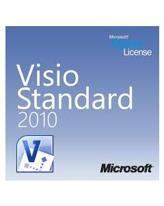 Microsoft Visio 2010 Standard Open License