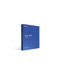Microsoft Visio 2016 Professional Open License