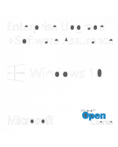 Microsoft Windows 10 Enterprise Upgrade w/ Software Assurance Pack