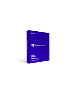 Microsoft Windows Server 2012 Remote Desktop - 5 Device CALs